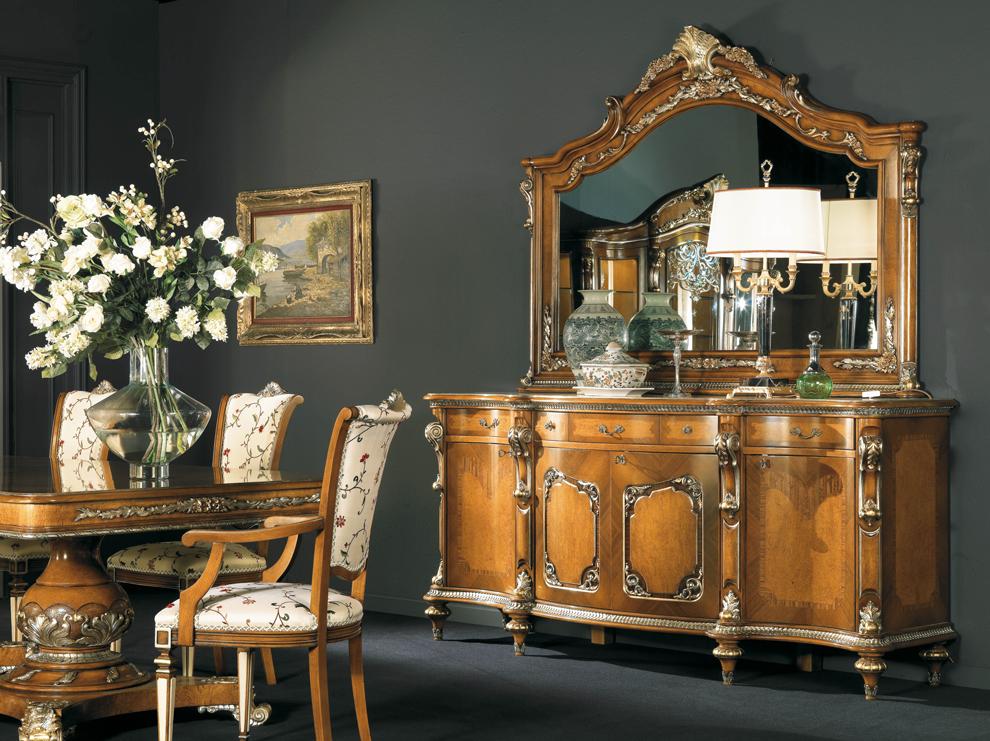 Ermitage collezioni mobili classici di lusso for Mobili lussuosi