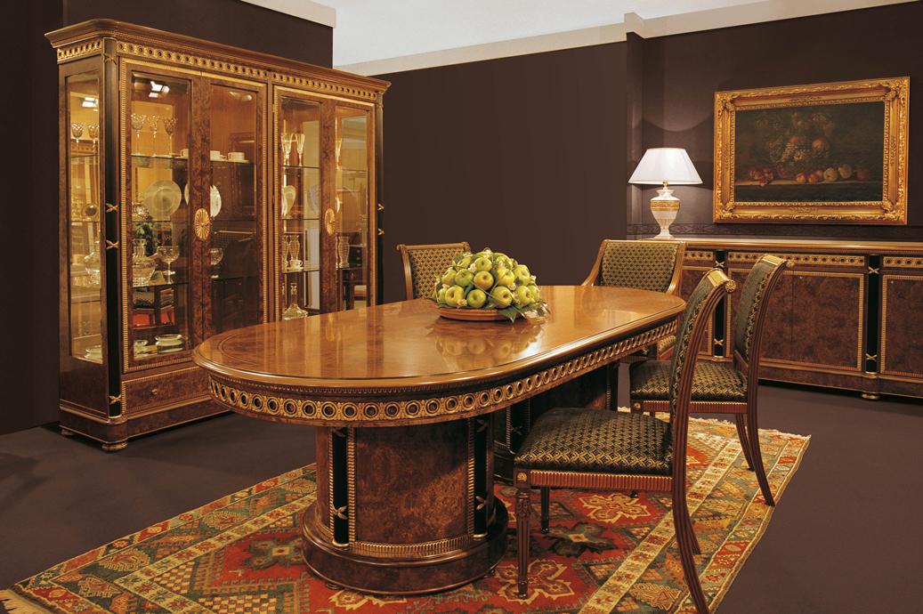 Levante  Collezioni  mobili classici di lusso  Cantaluppi Mobili