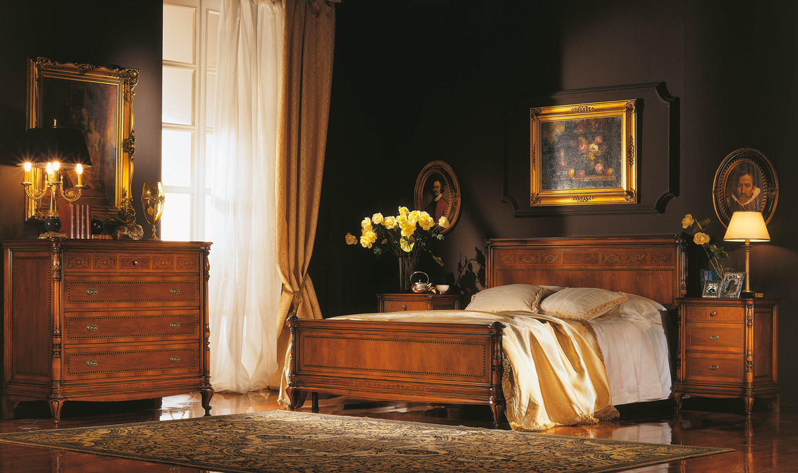 Varenna collezioni mobili classici di lusso - Mobili classici cantu ...