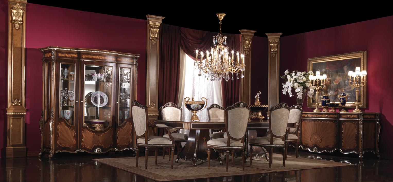 Collezioni  mobili classici di lusso  Cantaluppi Mobili